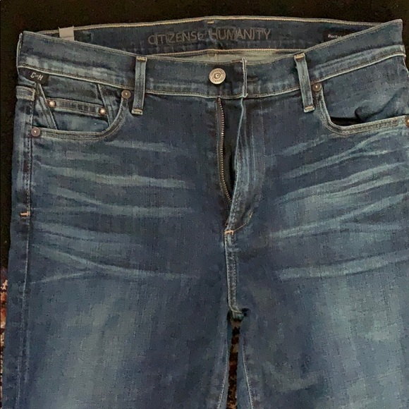 """Citizens Of Humanity Denim - Citizens of Humanity Jeans """"Rocket"""" style"""
